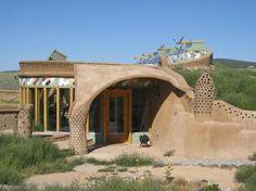 EarthShip | ... - Entrance2 - Picture of Earthship Biotecture, Taos - TripAdvisor