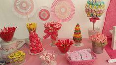 Candy Bar Primera Comunión