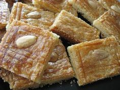 Dutch Boterkoek This is Dave's dad's recipe    3 cups flour   2 cups sugar   ½   lb butter   t vanilla   t almond extract   3 eggs    Mix to...