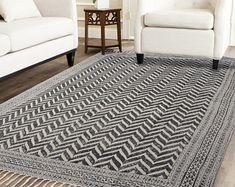 Handmade Rug / Carpet / Vintage Kantha Quilts by IndianWomensCrafts Dhurrie Rugs, Kilim Rugs, Anthropologie Rug, Kantha Quilt, Quilts, West Elm Rug, 8x10 Area Rugs, Indian Rugs, Rustic Rugs
