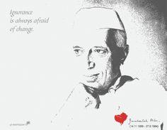 Jawarharlal Nehru's 50th Death Anniversary. #JawaharlalNehru #50thDeathAnniversary