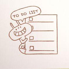 うさ&ぴよこの TO DO LIST Eraser Stamp, Diy And Crafts, Stamps, Math, Toys, Seals, Activity Toys, Math Resources, Clearance Toys