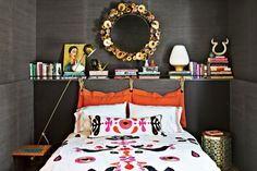 Jonathan Adler (the master of quirky '60s-'70s-inspired design): Shelter Island beach house