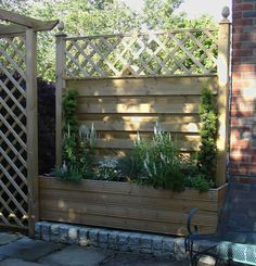Disguising Sheds, Wheelie Bins, Trampolines and More – Some Ideas - ALDA Landscapes
