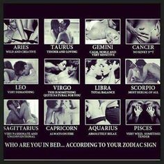 Who are you in bed according to zodiac sign « Funny « ImgLuLz – Funny Pics and More