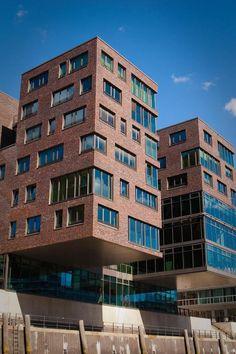 Архитектура Гамбурга