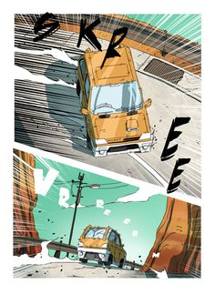 #sequential illustration