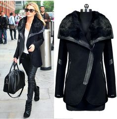A wonderful and cool winter women coat you must have.