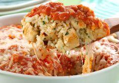 Receita de Arroz de forno com frango - Arroz e risoto - Dificuldade: Fácil - Calorias: 522 por porção