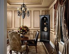 molding for the dining room wall   Wall Trim Moulding Design Ideas, Pictures, Remodel, and Decor