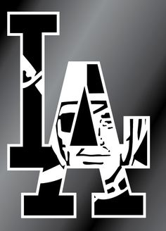 LA Raiders Vinyl Decal Sticker by TooTwistedGraphics on Etsy