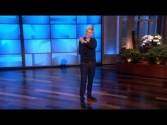 The World Wide Web of Dating  	    	There's a new study that says this is the busiest season for online dating! Ellen weighed in during her monologue.