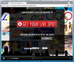 注意! ロンドン・オリンピックの偽ストリーミングサイトが大量発生中! http://reynotch.blog.fc2.com/blog-entry-233.html