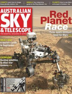 Australian Sky & Telescope – September-October 2020English | 85 pages | pdf | 29.36 MB Download from: NitroFlare Essentials Magazine, Milky Way, Telescope, Astronomy, Magazines, September, Parenting, Science, Sky