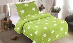 Oblieček Mikrovlákno a Mikroflanel Stars limeta, i-matrace. Stars, Bed, Furniture, Home Decor, Decoration Home, Stream Bed, Room Decor, Sterne, Home Furnishings