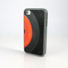 iPhono iPhone 4/4S Case Gray now featured on Fab. from wreckordsBy Monkey