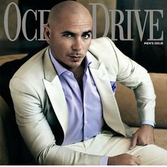 Pitbull on His Rough Past and His Future as the Next Dick Clark Pitbull The Singer, Pitbull Rapper, Armando Christian Perez, Skin Head, 2014 Music, Best Dressed Man, Papi, Fine Men, Suit And Tie
