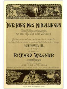A Review of the first Bayreuth Rheingold - NYT, 13/8/1876 - The Wagnerian