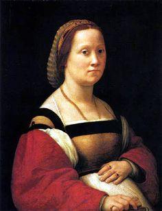 Raffaelo Raphael (Sanzio da Urbino) - Pregnant woman
