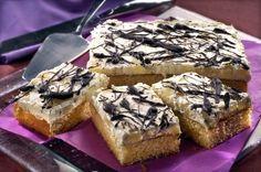 Sněhový koláč | Moučníky a dezerty | Femina.cz French Toast, Muffin, Breakfast, Food, Pineapple, Morning Coffee, Essen, Muffins, Meals