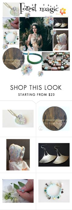 """Forest magic"" by varivodamar ❤ liked on Polyvore featuring modern"