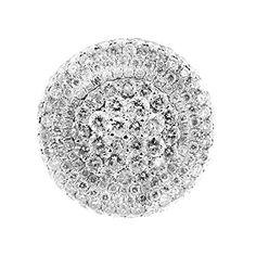 6.25 Ct White Gold Diamond Cocktail Pave Set Ring 18 Kt Unbranded http://www.amazon.com/dp/B0164K1W8S/ref=cm_sw_r_pi_dp_IoXtwb1SN34PE