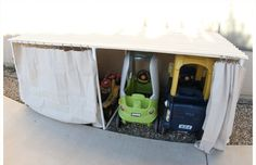 Tips For An Organized Backyard