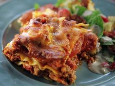step by step instructions on how to make lasagna