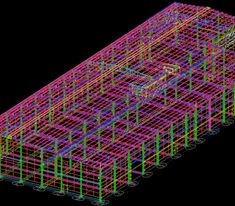 DESIGN FOR WAREHOUSE CONSTRUCTION