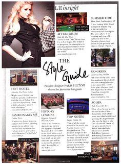 Paris Hilton's favourite hot spots by Elle India
