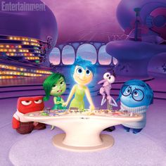 See the first trailer for Pixar's 'Inside Out' | Inside Movies | EW.com