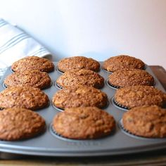 Molasses Bran Muffins recipe on Food52
