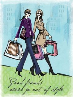 Fashionable Friends by Bonnie Marcus available at www.partyaccents.biz