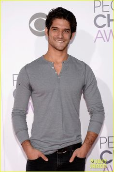 'Teen Wolf' Cast Attend People's Choice Awards!