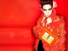 TOM FORD FALL/WINTER 2012 AD CAMPAIGN