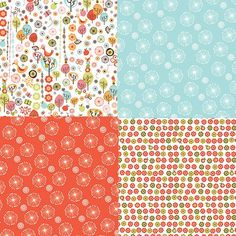 Repinned Textiles, A Colorful House link broken
