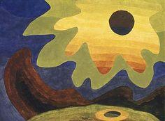 Arthur Dove  'Sun'.