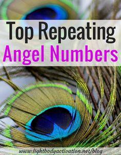 Top Repeating Angel Numbers