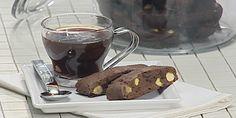 Anna Olsen's Flourless Chocolate Biscotti