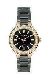 DKNY Women's NY4981 Black Ceramic Quartz Watch with Black Dial DKNY. $165.00. New DKNY women's Black Ceramic watch ny4981 Crystals. Save 15% Off!