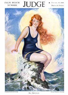 "Judge, ""All Shipshape"" (1922) Crandell"