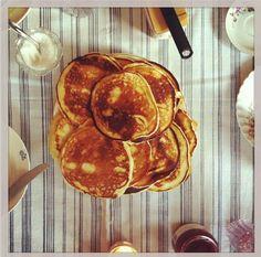 no - Finn noe godt å spise Crepes And Waffles, Pancakes, Norwegian Food, Crepe Cake, Mille Crepe, Sweet Recipes, Fries, Grilling, Muffins