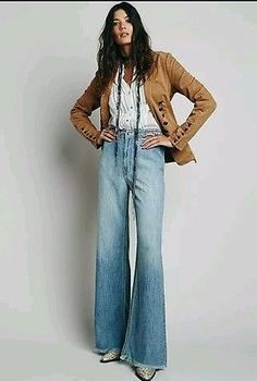 Free People Ola Braided Flare Size 26 New $148
