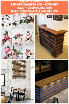 DIY Flower Crown Bar — Miss Molly Vintage diy bar DIY Flower Crown Bar