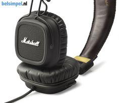 Nu tijdelijk bij de HTC One M9 een Marshall Headset cadeau!