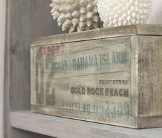 Jenna Sue: DIY personalized shipping box