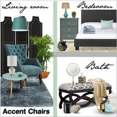 Gorgeous Accent Chairs