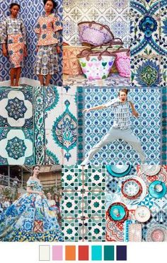 TILED OUT - TRENDS - S/S 2017 by brandi