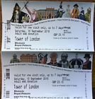 #Ticket  Two Adult Tickets For Tower Of London Visit Plus Guidebook #deals_uk