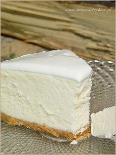 Slovak Recipes, Healthy Dessert Recipes, Desserts, Pavlova, Bon Appetit, Vanilla Cake, Cheesecake, Good Food, Food And Drink
